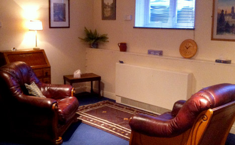 Counselling room in Kington